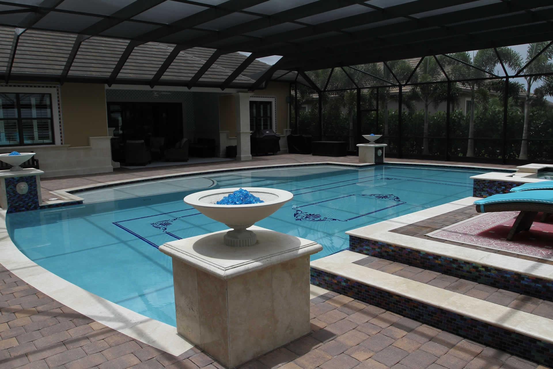 New Swimming Pools - Treasure Pools
