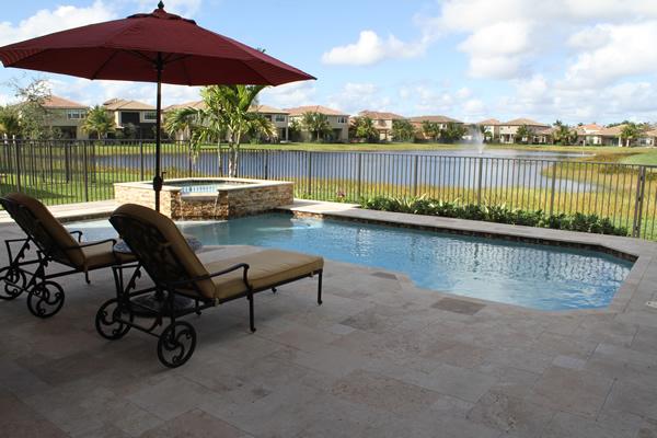 West Palm Beach Treasure Pools